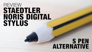 Review: Staedtler Noris Digital (S Pen Alternative)