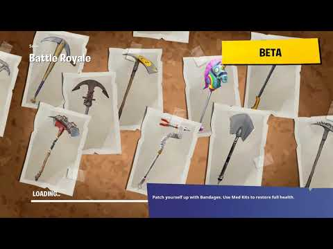 Fortnite Battle Royale l Xbox l Gameplay