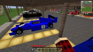 Minecraft Roleplay-My New Life-NEW CAR-Ep 13
