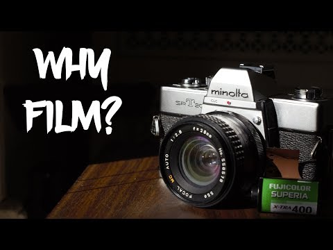Why I Still Shoot Film - My Top 3 Reasons