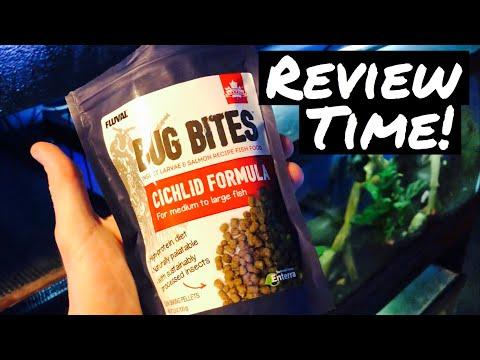 Review: Cichlid Formula Bug Bites Food
