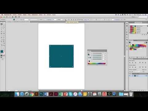 Adobe Illustrator CC - Pantone Color