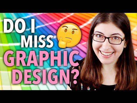 Do I miss graphic design? ~ Q&A   @karenkavett