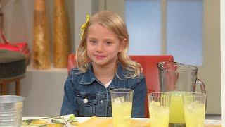 This Amazing 7-Year-Old Raised a Whopping $23,000 With a Lemonade Stand