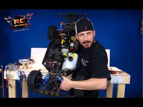 RC ADVENTURES - LOSI 5ive T (5T) -  Killer RC - SUPER BEE KILL SWITCH INSTALL