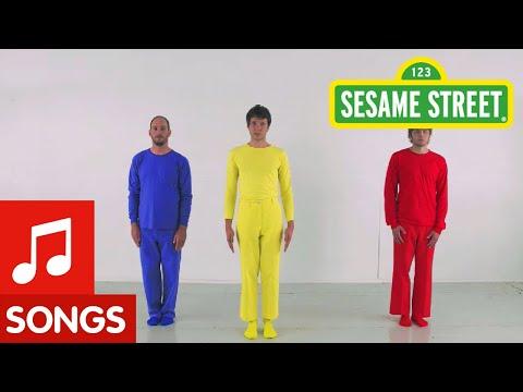 Sesame Street: OK Go - Three Primary Colors