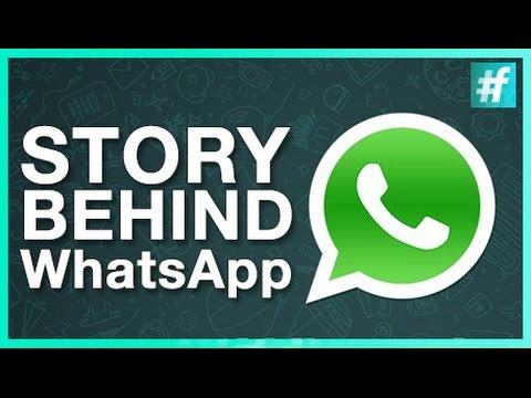 Story Behind WhatsApp! - #fame Tech