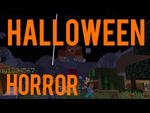 Halloween Horror Mineplex 2015 Event - Pumpkin King
