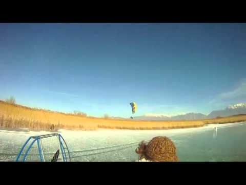 paramotor launch dolly