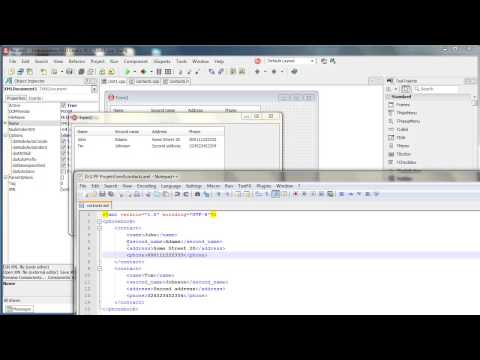 C++ Builder - XML Files & XML Binding Wizard