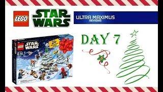 Day 7 Star Wars LEGO Advent Calendar (2018)