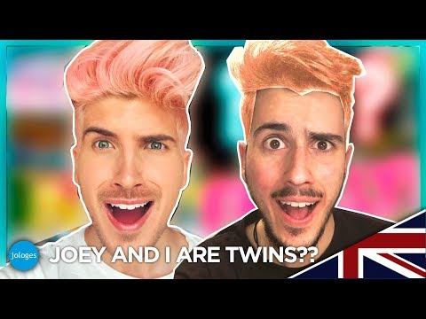 ARE JOEY GRACEFFA AND I TWINS?? - Jologe