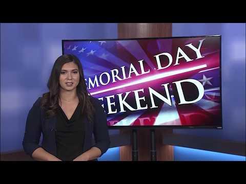 Memorial day travel tips
