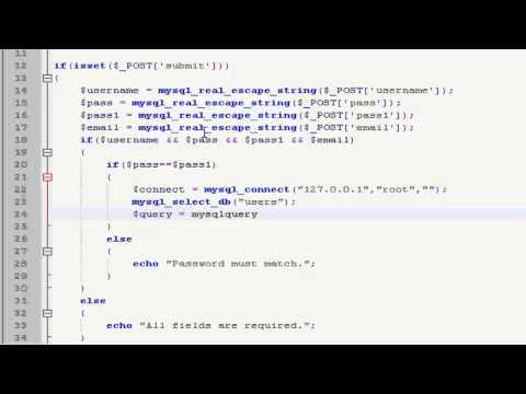 Register & Login:Register/SignUp Page(2/3)