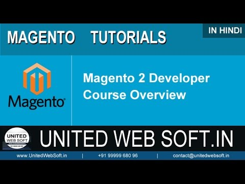 Magento 2 Tutorial, Learn Magento from basic to advance
