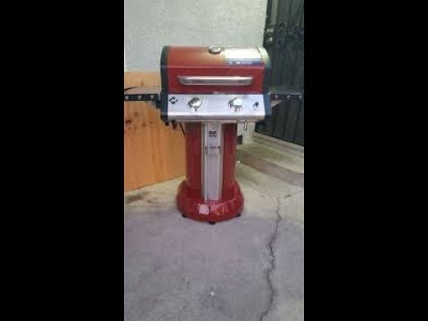How to Remove Rusted Screw from Members Mark Gas Grill Burner