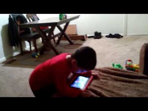 NABI 2 KIDS TABLET REVIEW BY AUTISTIC SON ANDROID MTR