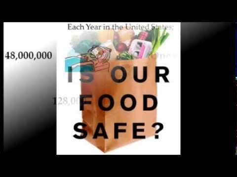 So how safe is the food we serve?