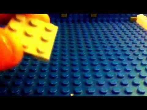 How to build a mini lego castle