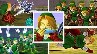 15 FUN And SILLY Cheat Codes For The Legend of Zelda: Ocarina Of Time