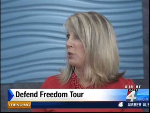 WJXT | Join the Defend Freedom Tour in Jacksonville!