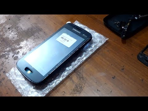 SAMSUNG GT-S7262 (GALAXY STAR PLUS) DISASSEMBLY & CHANGE TOUCHSCREEN