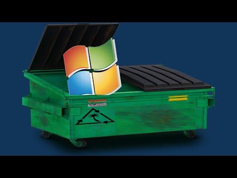 Why Windows Vista is bad