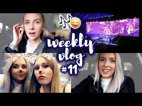 I SOLD MY CAR & SEEING THE VAMPS! 😜 // Weekly #11