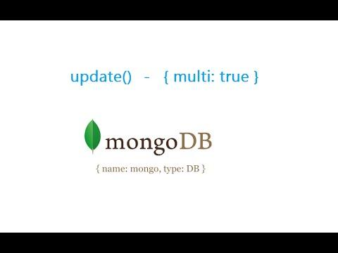 Multi-Update: MongoDB