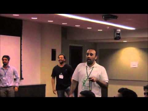 Startup Weekend Bangalore - Pitches Results