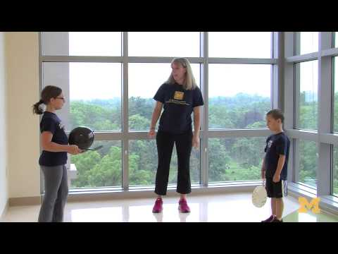 Improving your child's fine motor and gross motor skills