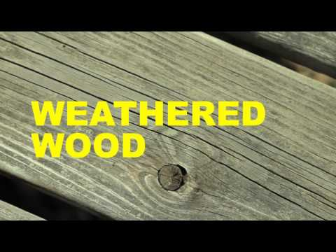 Before you apply wood stain determine the state of your wood | Cabot