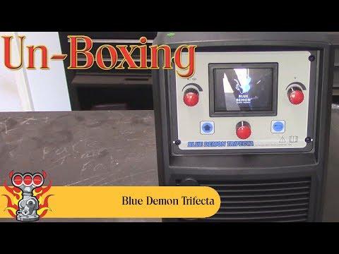 Sponsored Video: Blue Demon Trifecta multi-process welder