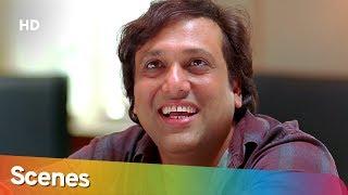 Govinda's Hilarious Scenes - Bhagam Bhag - Akshay Kumar - Paresh Rawal - Comedy Movie