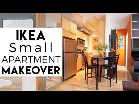 Interior Decorating | IKEA Small Spaces | Tiny Apartment | #3, Season 2