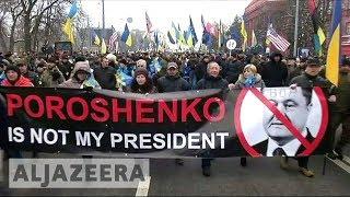 🇺🇦 Ukraine: Thousands demand return of Saakashvili