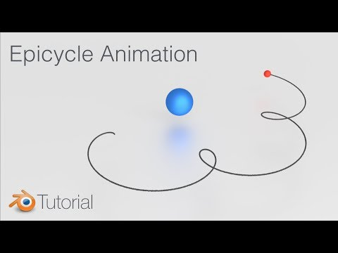 Blender Tutorial: Epicycle Simulation