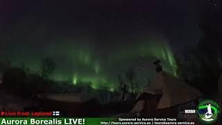 Aurora Borealis Live Stream Highlights 5.3.2018