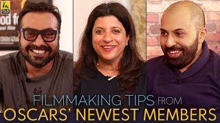 Filmmaking Tips From Zoya Akhtar, Anurag Kashyap & Ritesh Batra | Film Companion