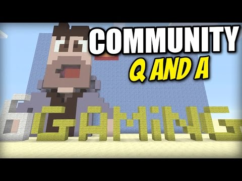 Minecraft PS4 - THE ROOF OF THE NETHER IS CLOSED - COMMUNITY Q and A ( XBOX / PS3 / WII U )