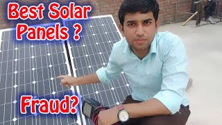 Effect Of Solar Panels in Series and Parallel Connection and How to Check Solar Panel