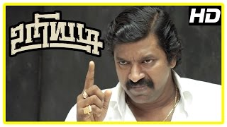 Download Uriyadi Tamil Movie Scenes | Mime Gopi decides to start a new party | Vijay Kumar | Henna | Suruli Video