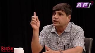 वाम एकता घोषणापछि घनश्याम भुषालको पहिलो अन्तर्वाता  | Ghanashyam Bhusal on Tamasoma Jyotirgamaya