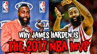 Why James Harden NEEDS TO WIN The 2017 NBA MVP!