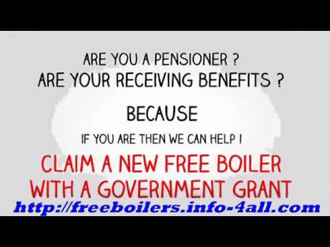 Apply For a Free Boiler Grant Sale
