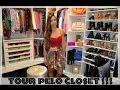 Tour pelo Closet !!!
