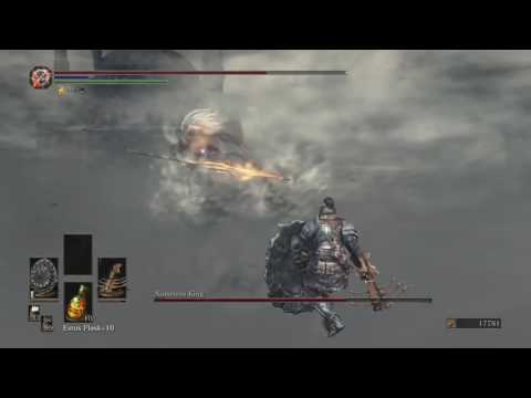 DARK SOULS III (PS4) - King Of The Storm and Nameless King