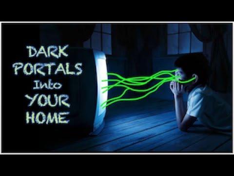 DARK PORTALS into YOUR HOME!