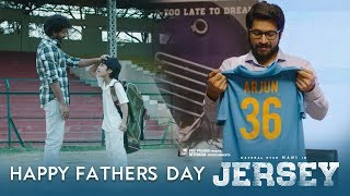Happy Fathers Day - JERSEY Team   Nuvvadiginadhe Song - Climax Scene