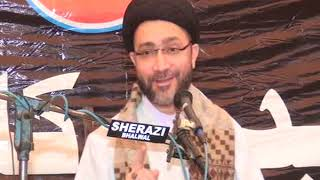 Shia Zakreen Apni Hadd mein Rahein Advice Allama Shahenshah Hussain  Naqvi